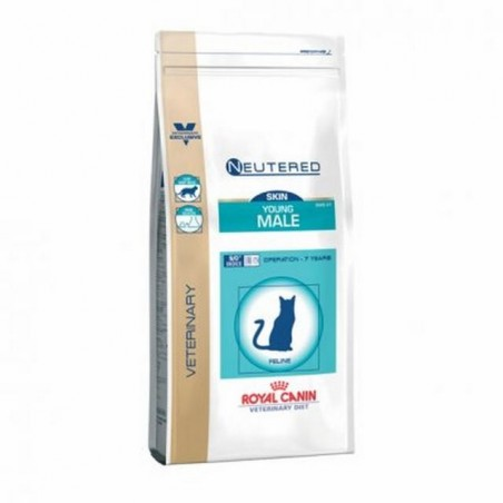 Royal Canin Skin Young Male Gato 3,5Kg