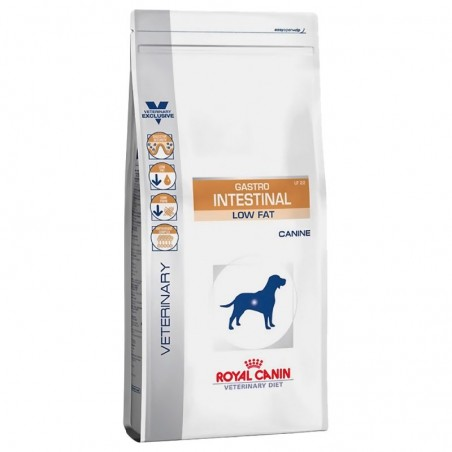 Gastro Intestinal  Low Fat Perro Royal Canin