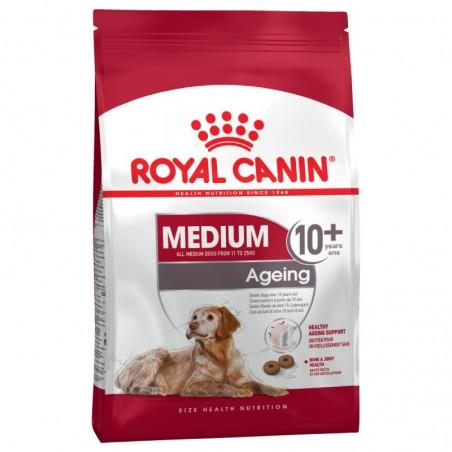 Royal Canin Medium Ageing 10+ 15kgr