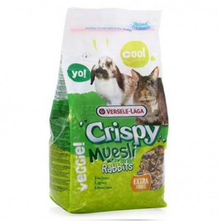 Versele-Laga Crispy Muesli Conejos 1Kg