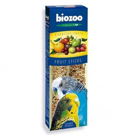 Biozoo Barritas Fruta Periquitos