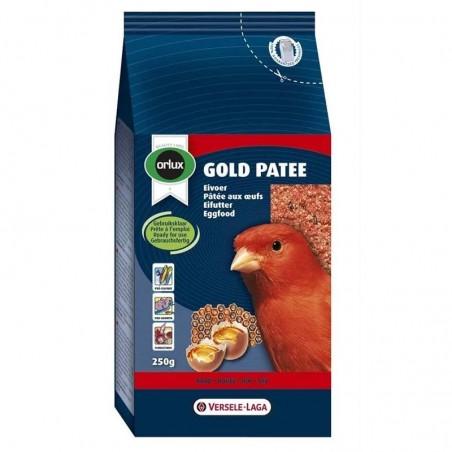 Versele Laga Orlux Pasta cría roja Gold Patee