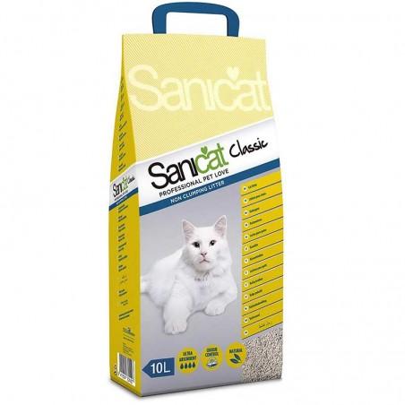 Sanicat Classic 10 L Sepiolita