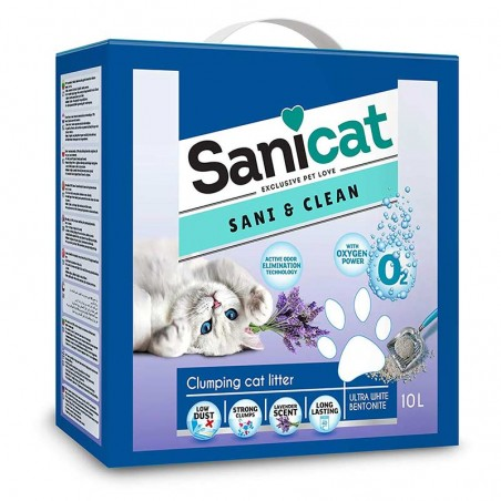 Sanicat Sani&Clean 10 L