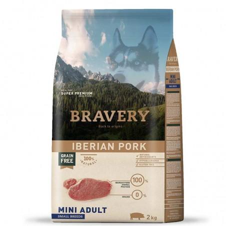 Bravery Perro Adulto Mini Cerdo Ibérico