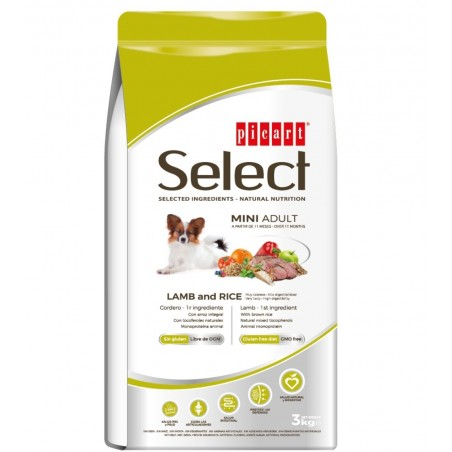 Adult Mini Lamb&Rice Select
