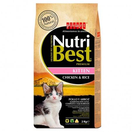 NutriBest Cat Kitten / 2 kg